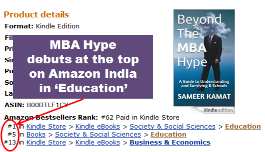 ebook Amazon bestseller